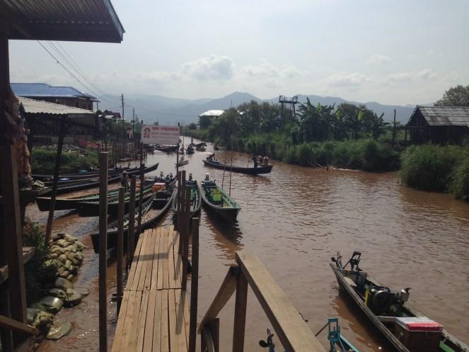 Nga Phe Kyaung monastery