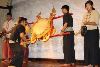 Drum dance.