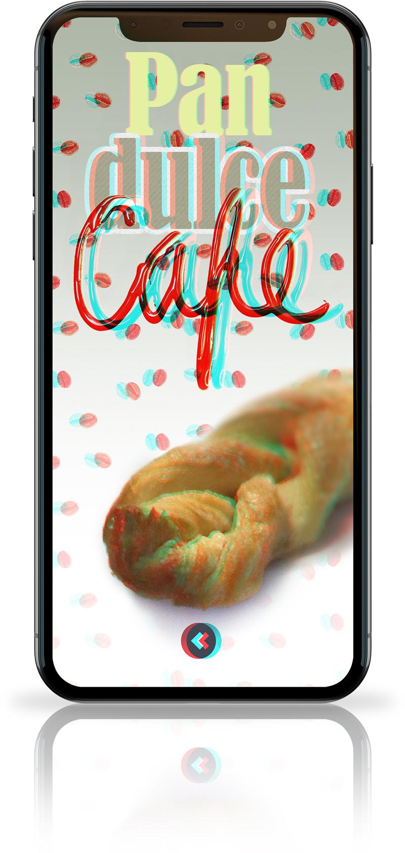 Calimax 3D App mobile screen 004