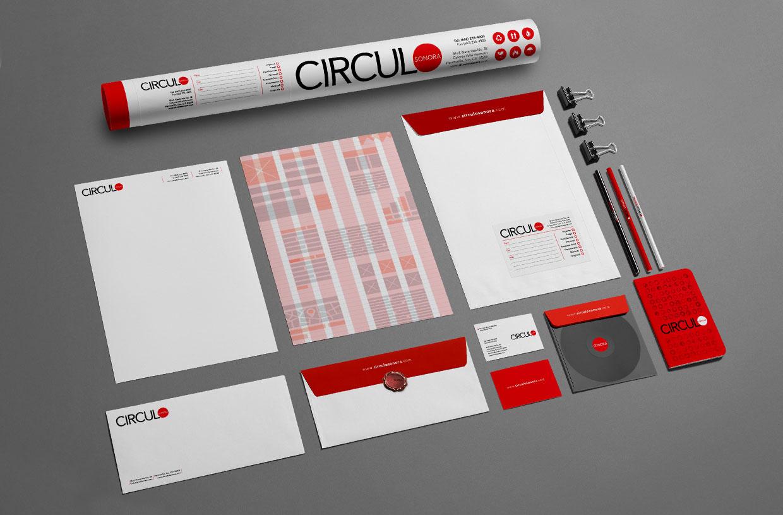 Circulo Magazine branding