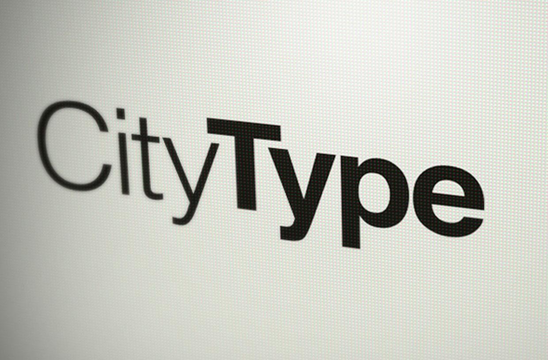City Type Logo