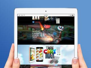 Calimax 3D Website
