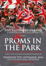 Proms in the Car Park 2013