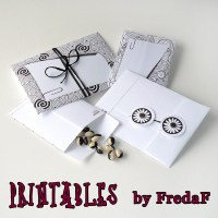 DIY Chocolate or Jewelry Boxes and Gift Packaging