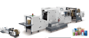 FD Cy 290 copy Automatic Paper Bag Making Machines