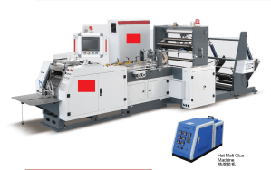 FD ZXCY 400 Automatic Paper Bag Making Machines