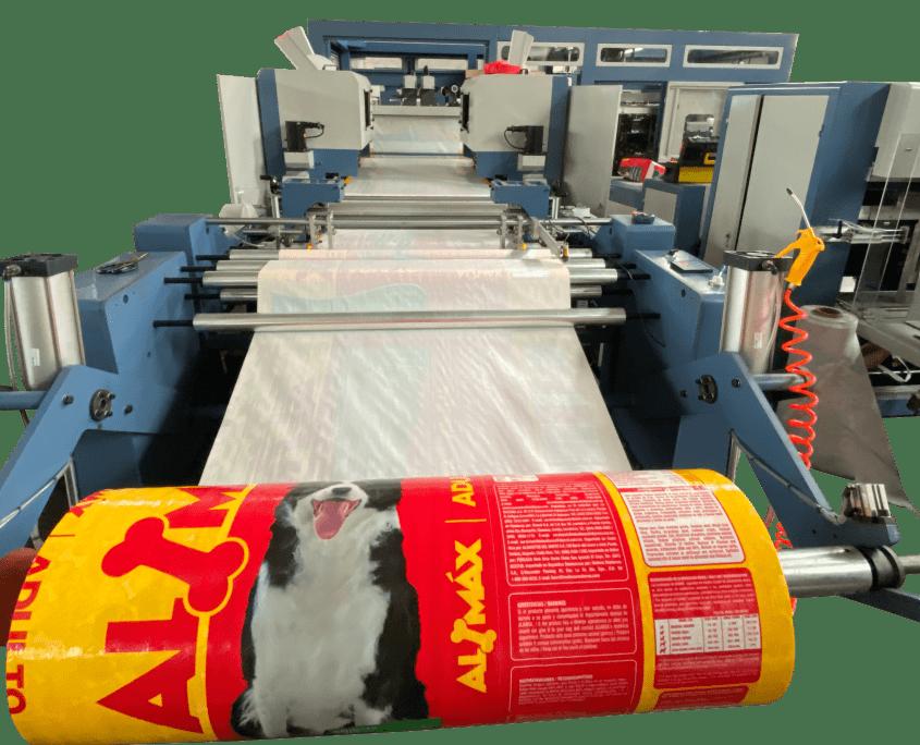 Eco Polypropylene Shopping bag machine