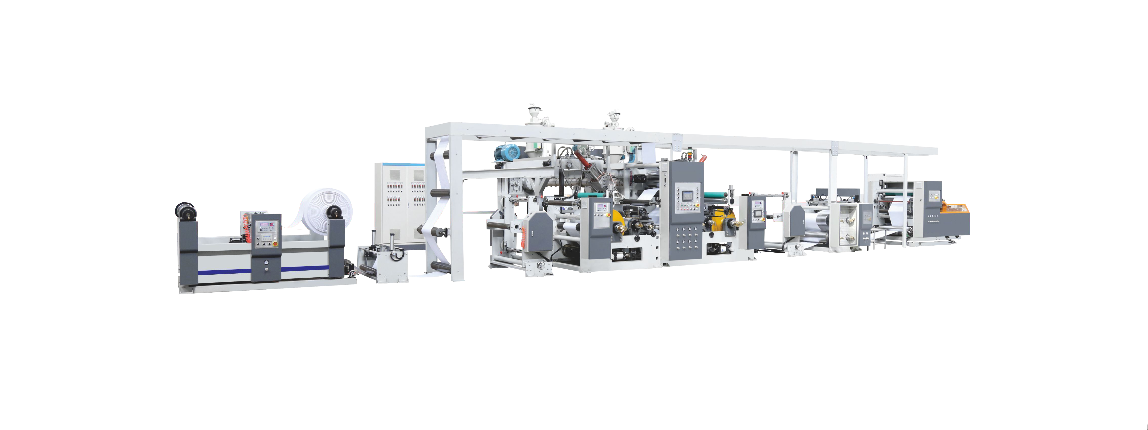 Double T Die Coating Machine For Polypropylene