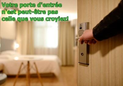 Votre Porte d'entrée en immobilier n'est peut-être pas celle que vous croyiez