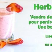 Herbalife vendre des produits pour perdre du poids maigrir MLM