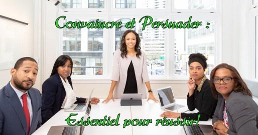Convaincre et Persuader en Marketing de Réseau