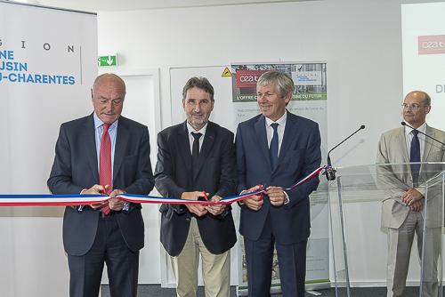 Reportage événementiel Nouvelle Aquitaine CEA tech