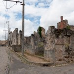 Oradour sur Glane photo architecture