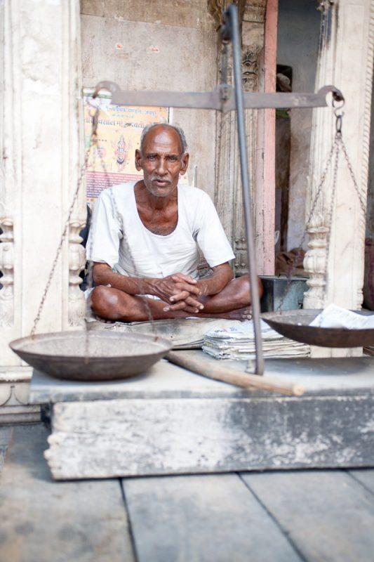 Portraits artisanat Inde