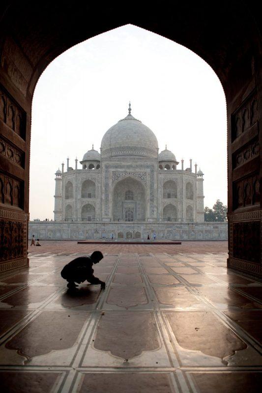 Taj Mahal Agra Inde