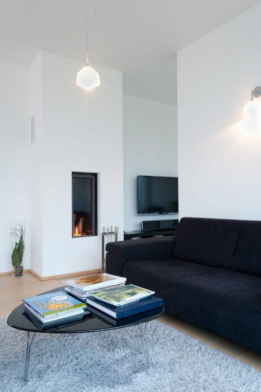 Photo architecture décoration intérieure pour magazine
