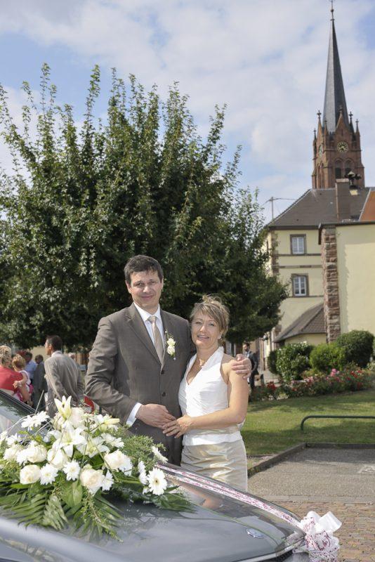 reportage mariage près de Bordeaux Créon