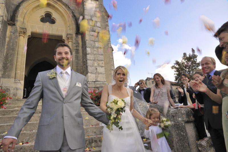 photo de mariage à Cestas près de Pessac