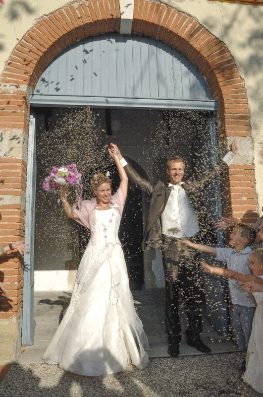 album de photos de mariage Près de Marmande
