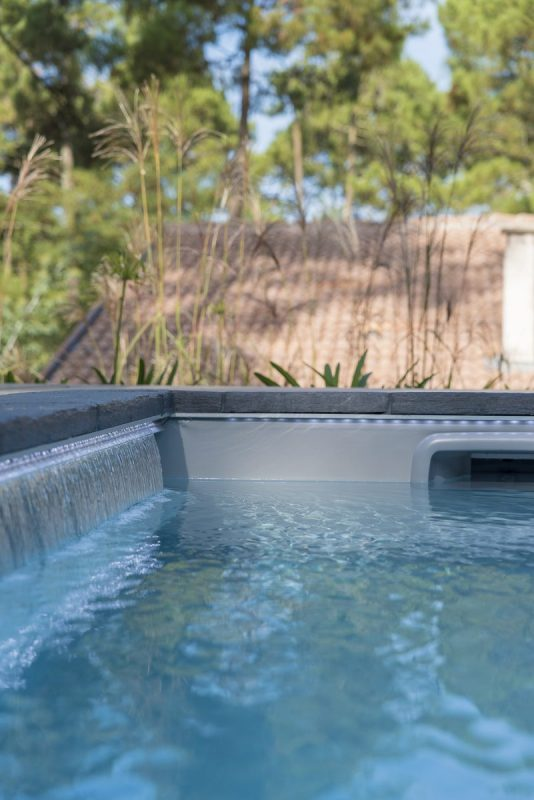 reportage piscine Biscarosse landes Atlantique