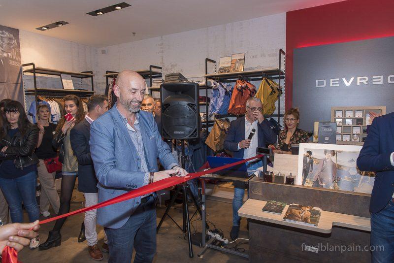 photographe soiree inauguration vente privée Bordeaux