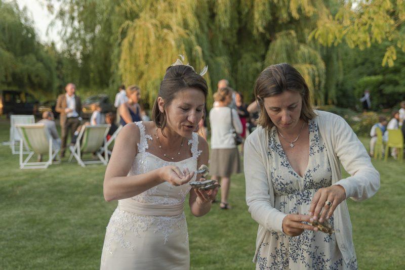 reportage mariage photo invites