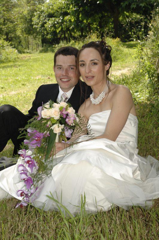 reportage photo de mariage en campagne Cestas