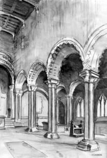 Galilee Chapel