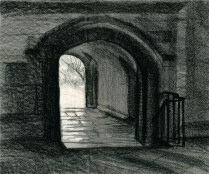 Tunnel to Cloisters