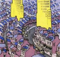 Yellow Towers