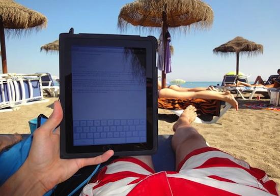 ipad_beach