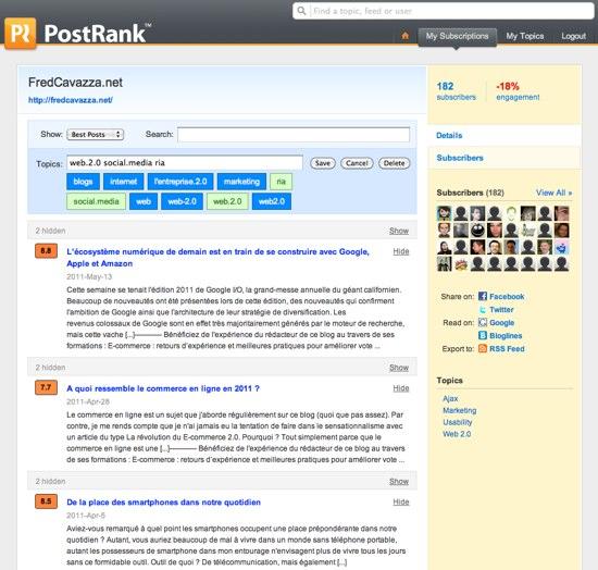 PostRank