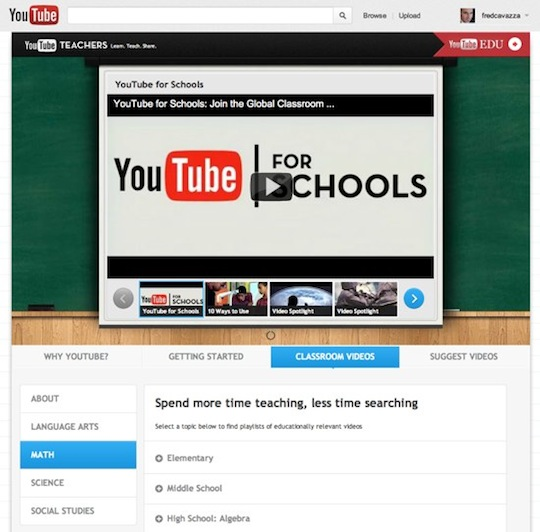 YouTube_Teachers