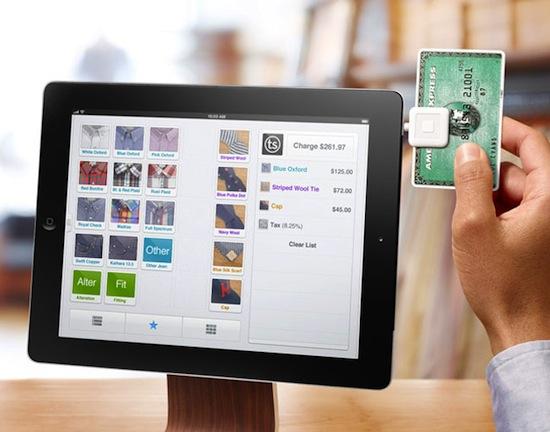 Square-iPad