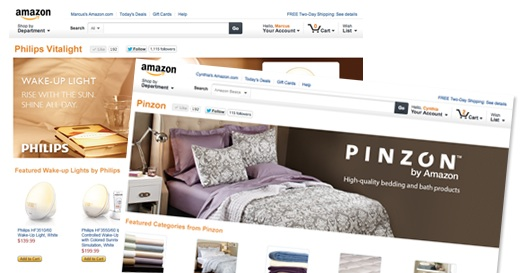 Amazon-pages