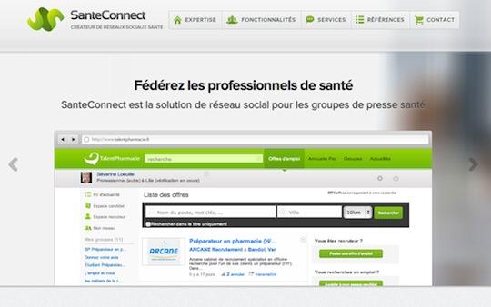 SanteConnect