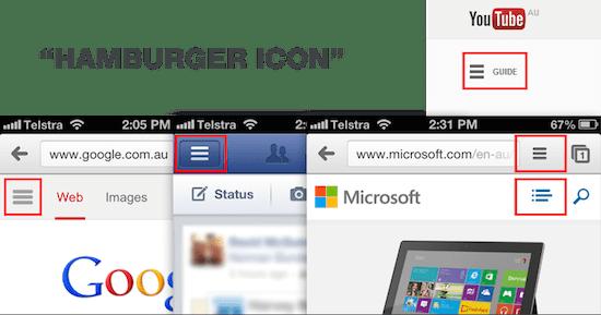 hamburgers-icons
