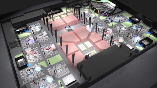 VivaTech-Floor-plan