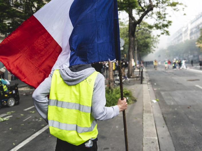 Labour Day, 1 Mai 2019 à Paris
