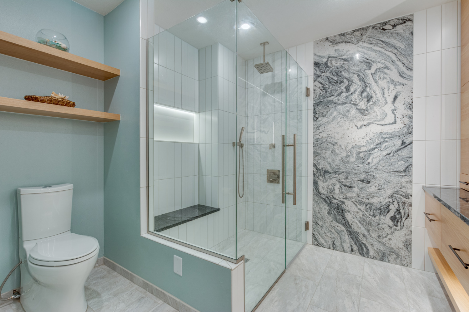 how much does a tile shower cost