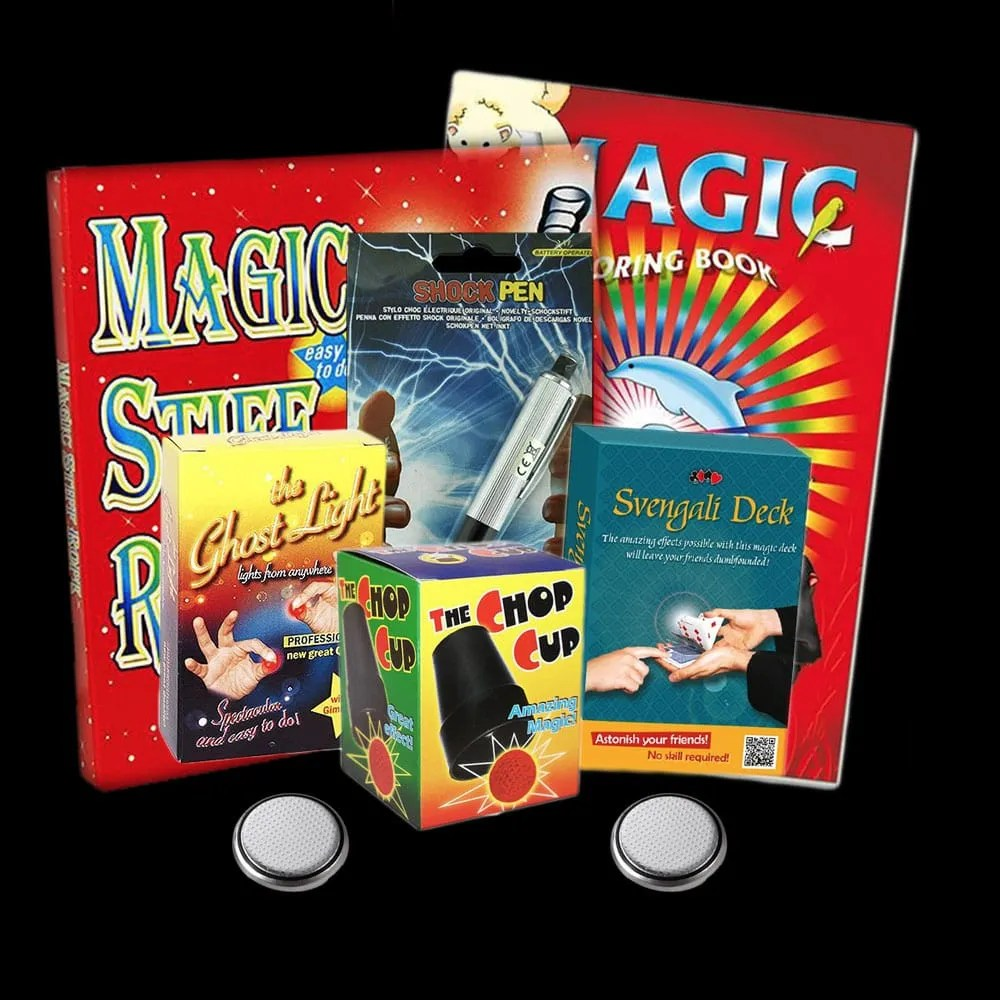 Massive Magic Collection - Freddie's Magic (www.freddiesmagic.com)