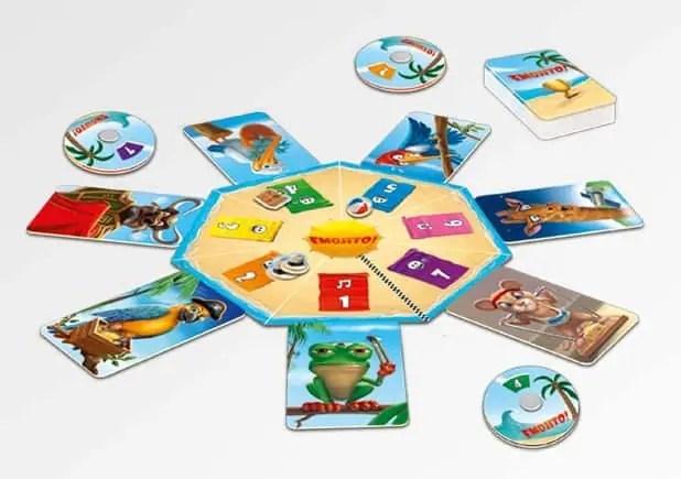 Emojito Board Game