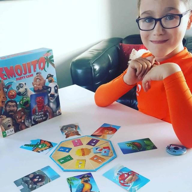 Playing Emojito Game