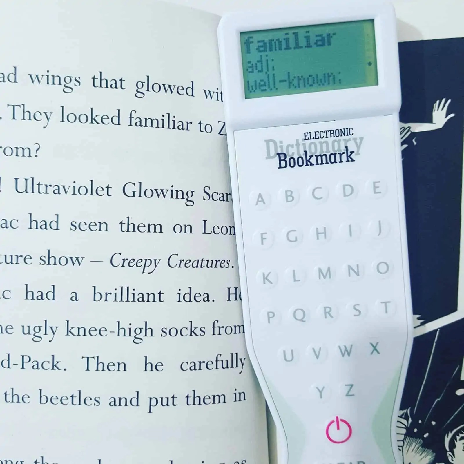 IF Electronic Dictionary Bookmark a great gift for all readers.