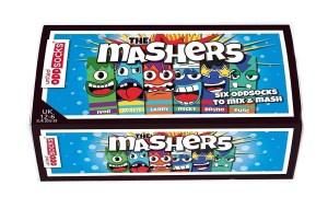 The Mashers Odd Socks