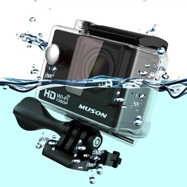 Muson Action Camera