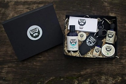 Bangin Beards Large Gift Box