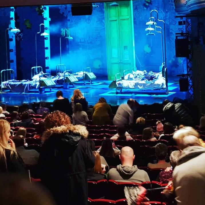Annie Piccaddily Theatre