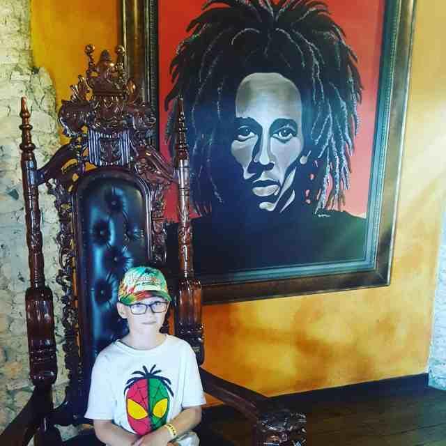 Bob Marley Mausoleum