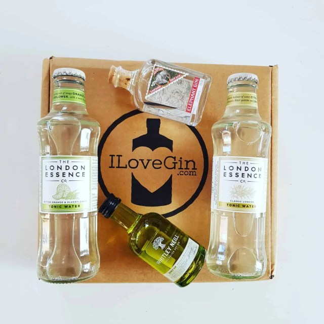 I love Gin Subscription Box Review